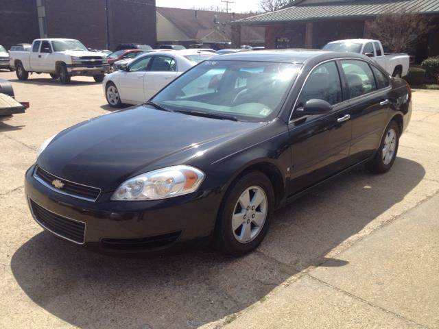 2007 CHEVROLET IMPALA LT2 35L black 2 wheel drive4 doorair conditioningalarmalloy wheelsaut