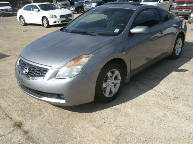 2008 NISSAN ALTIMA 25 S 2DR COUPE CVT gray 2-stage unlocking abs - 4-wheel air filtration alte