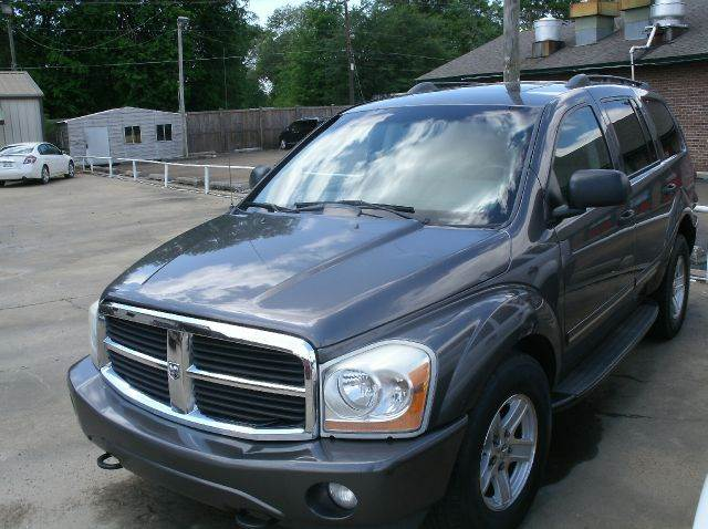 2004 DODGE DURANGO LIMITED 4WD 4DR SUV gray abs - 4-wheel adjustable pedals - power anti-theft