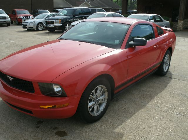 2008 FORD MUSTANG V6 PREMIUM COUPE red airbag deactivation - occupant sensing passenger antenna