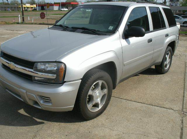 2008 CHEVROLET TRAILBLAZER LT1 4X2 SUV silver abs - 4-wheel airbag deactivation - occupant sensi