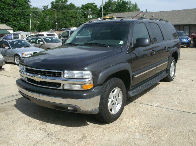 2005 CHEVROLET SUBURBAN 1500 LT gray 17 inch wheels abs - 4-wheel adjustable pedals - power all