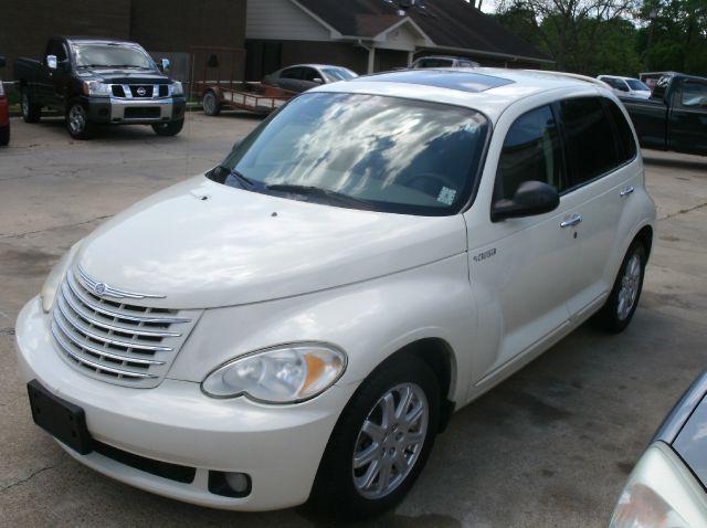 2006 CHRYSLER PT CRUISER LIMITED 4DR WAGON white airbag deactivation - occupant sensing passenger