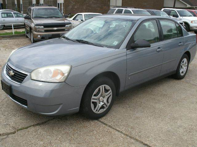2007 CHEVROLET MALIBU LS 4DR SEDAN green 2-stage unlocking - remote airbag deactivation - occupa