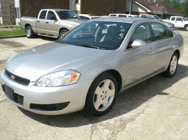 2008 CHEVROLET IMPALA SS silver 18 chrome aluminum wheels 2-stage unlocking - remote 8 bose prem