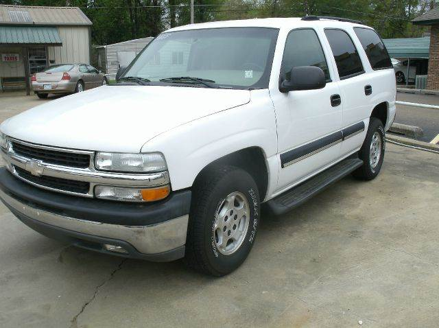 2004 CHEVROLET TAHOE LS 4DR SUV white abs - 4-wheel anti-theft system - alarm axle ratio - 342