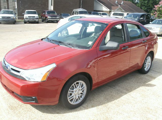 2009 FORD FOCUS SE 4DR SEDAN maroon alternator - 110 amps anti-theft system - alarm with engine i