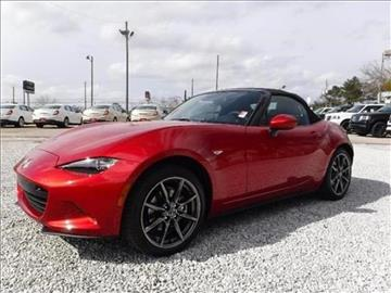 2016 Mazda MX-5 Miata for sale in Enterprise, AL