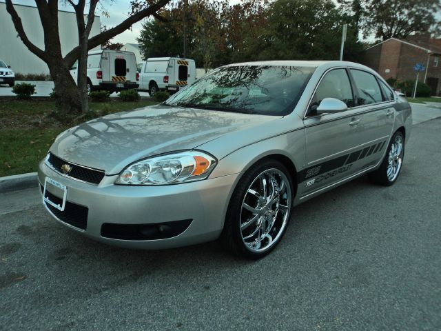 2006 chevrolet impala ss w 22inch rims norfolk va. Black Bedroom Furniture Sets. Home Design Ideas