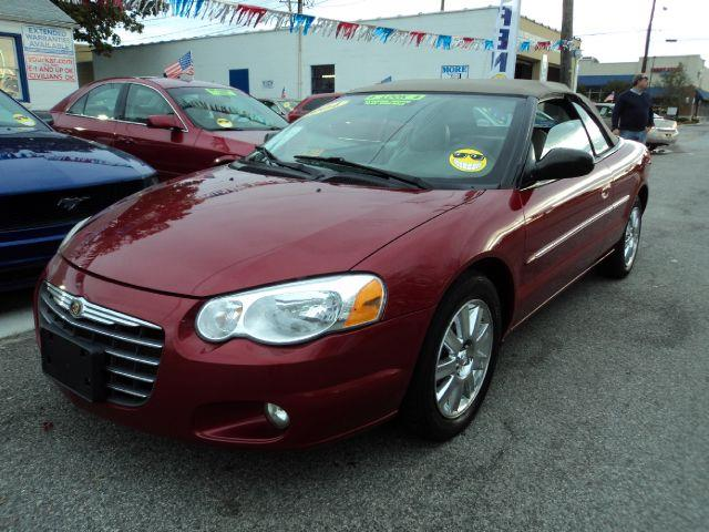 2004 Chrysler Sebring Limited Convertible - Norfolk VA