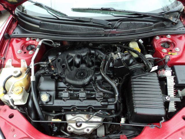 2004 Chrysler Sebring Limited Convertible - Norfolk VA