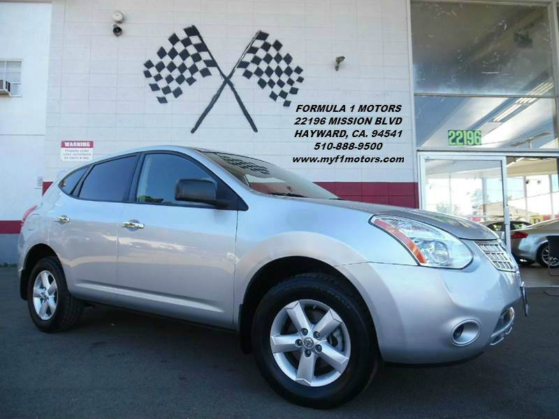 2010 NISSAN ROGUE S AWD 4DR CROSSOVER silver this is a very nice nissan rogue all wheel drive r