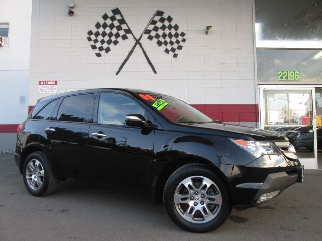 2008 ACURA MDX BASE WPOWER TAILGATE WTECH AWD black this is a gorgeous acura mdx loaded with le