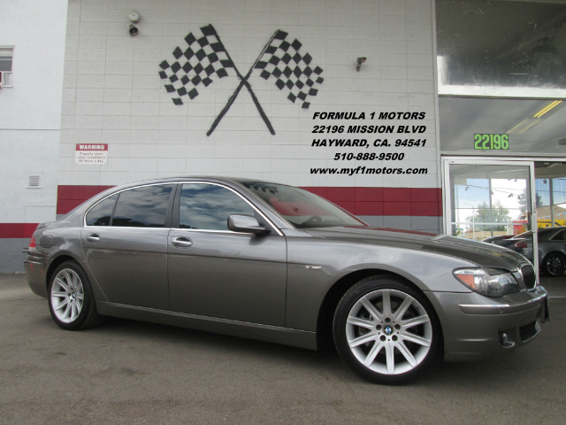 2006 BMW 7 SERIES 750LI 4DR SEDAN grey this is a very luxurious 750li  gorgeous inside and out v