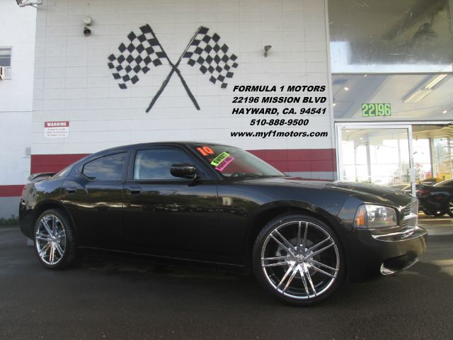 2010 DODGE CHARGER SXT 4DR SEDAN black this is a very nice dodge charger sxtsuper clean inside an