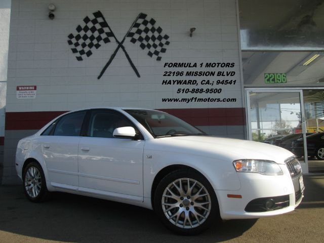2008 AUDI A4 20T 4DR SEDAN 2L I4 white loaded - leather - moon roof - gorgeous car - super cle
