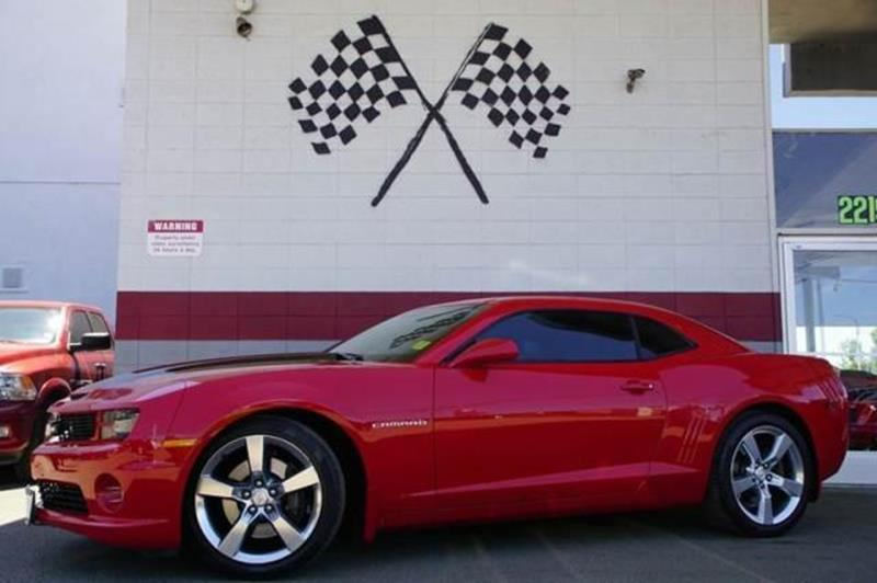 2012 CHEVROLET CAMARO SS 2DR COUPE W/2SS
