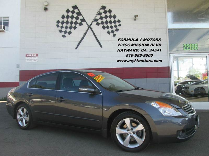 2007 NISSAN ALTIMA 35 SE 4DR SEDAN 35L V6 gray 2-stage unlocking - remote abs - 4-wheel air