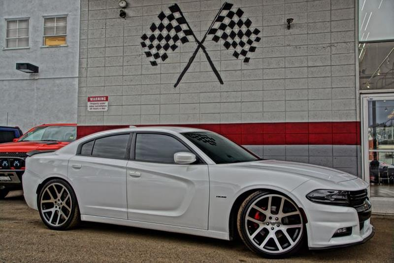 2015 DODGE CHARGER RT bright white clearcoat unleash your inner beast behind the wheel of our 201