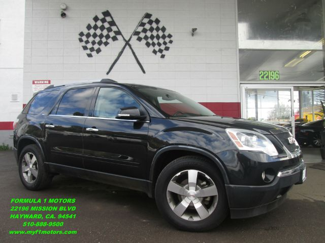 2011 GMC ACADIA SLT-1 AWD 4DR SUV blue this is a super clean gmc acadia equipped with an all wheel