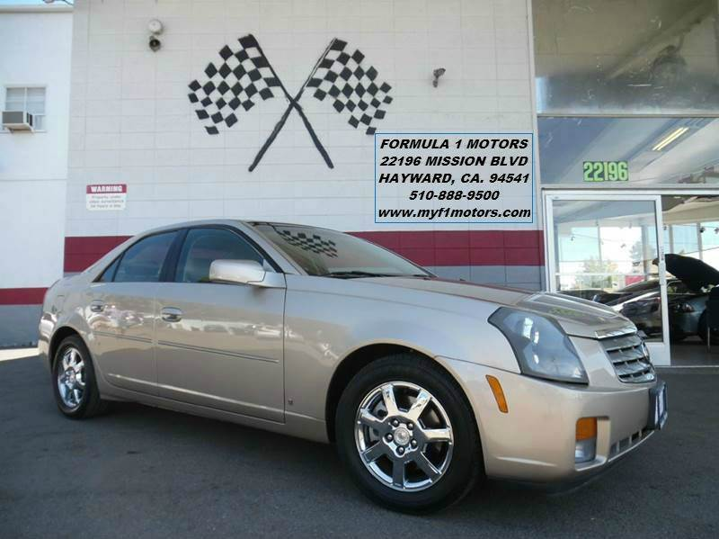 2006 CADILLAC CTS 4DR SEDAN W36L gold this is a very nice cadillac cts drives super smooth go