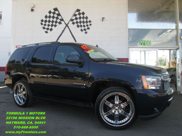 2007 CHEVROLET TAHOE LS 4DR SUV 4WD blue this is a very nice tahoe it has premium wheels which g