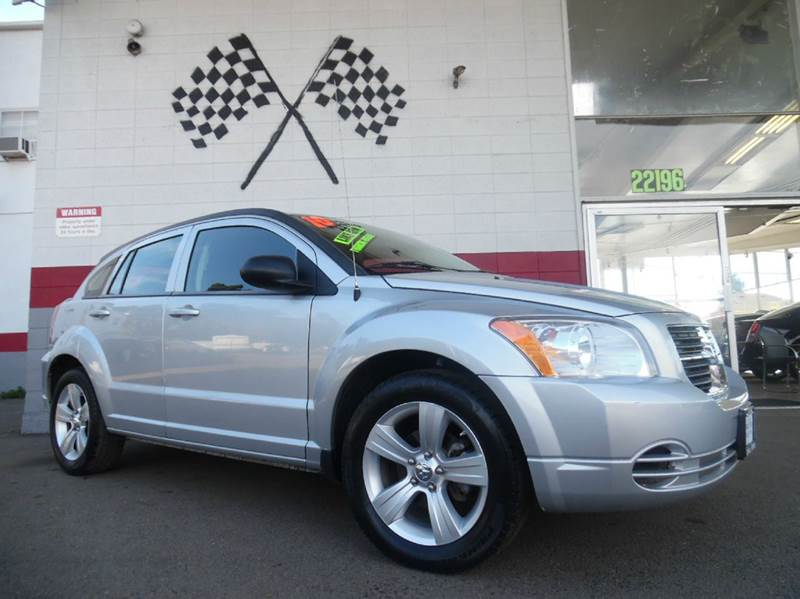 2010 DODGE CALIBER SXT 4DR WAGON silver great dependable car with amazing handling and great inte