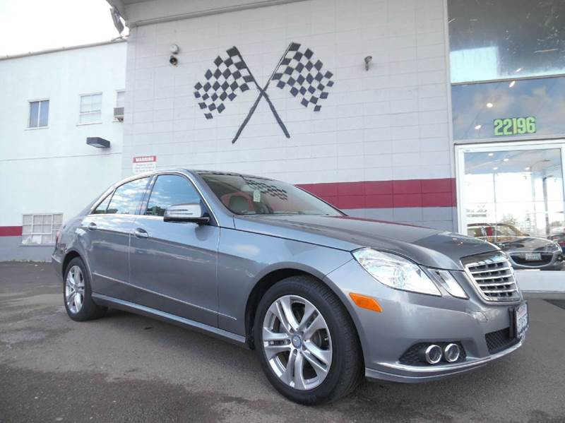 2011 MERCEDES-BENZ E-CLASS E350 LUXURY 4DR SEDAN grey vin wddhf5gb6ba287949 this mercedes only h