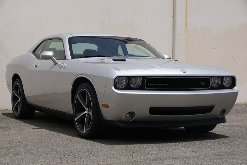 2009 DODGE CHALLENGER RT 2DR COUPE bright silver metallic clearco abs - 4-wheel airbag deactiva