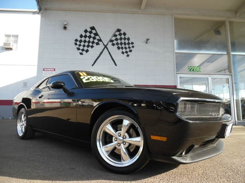 2011 DODGE CHALLENGER RT PLUS 2DR COUPE black vin 2b3cj5dt0bh604417 this dodge challenger is ab