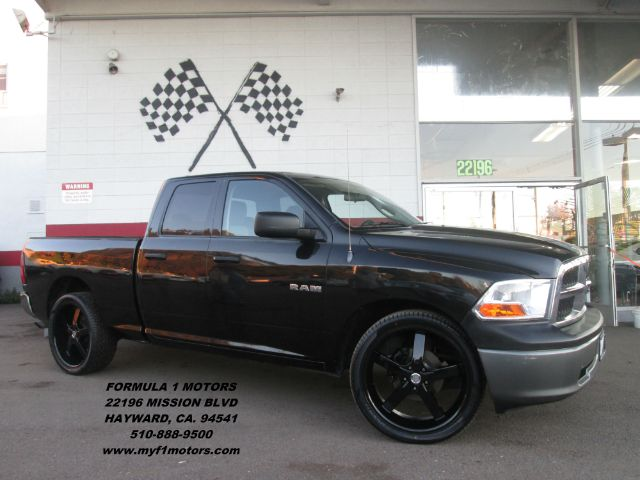 2010 DODGE RAM PICKUP 1500 SLT 4X2 4DR QUAD CAB 6.3 FT. SB