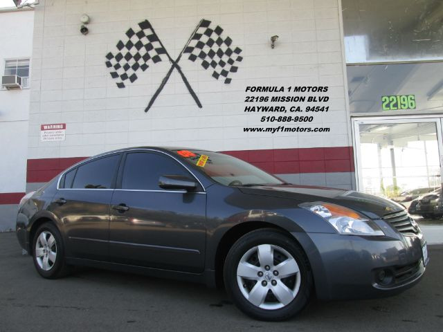 2008 NISSAN ALTIMA 25 S 4DR SEDAN CVT grey this is a very clean nissan altima very dependable