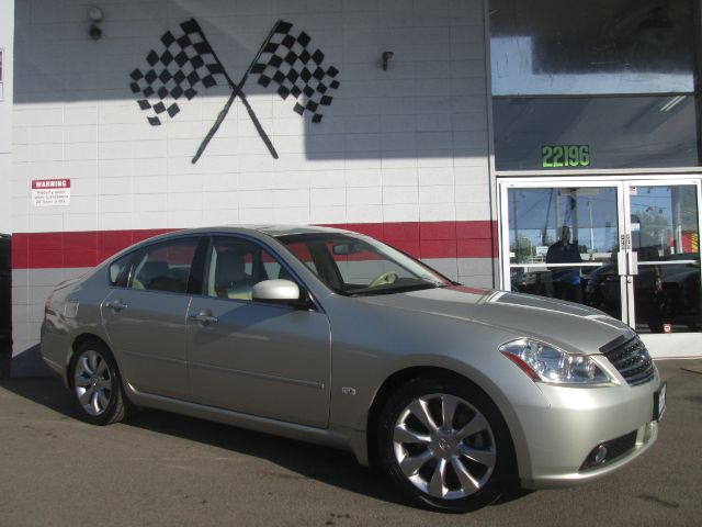 2007 INFINITI M35 SPORT 4DR SEDAN gold 2-stage unlocking - remote abs - 4-wheel air filtration
