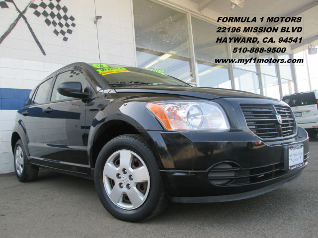 2007 DODGE CALIBER SE black this is an excellent commuter  it gets good gas mileage and is a very