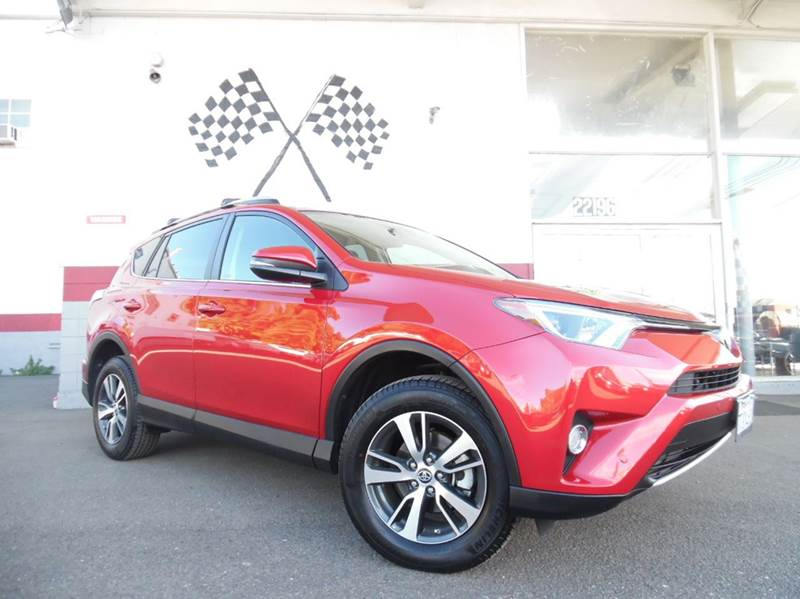 2016 TOYOTA RAV4 XLE 4DR SUV red vin 2t3wfrev9gw273297 this is a 2016 toyota rav4 only 5 thous