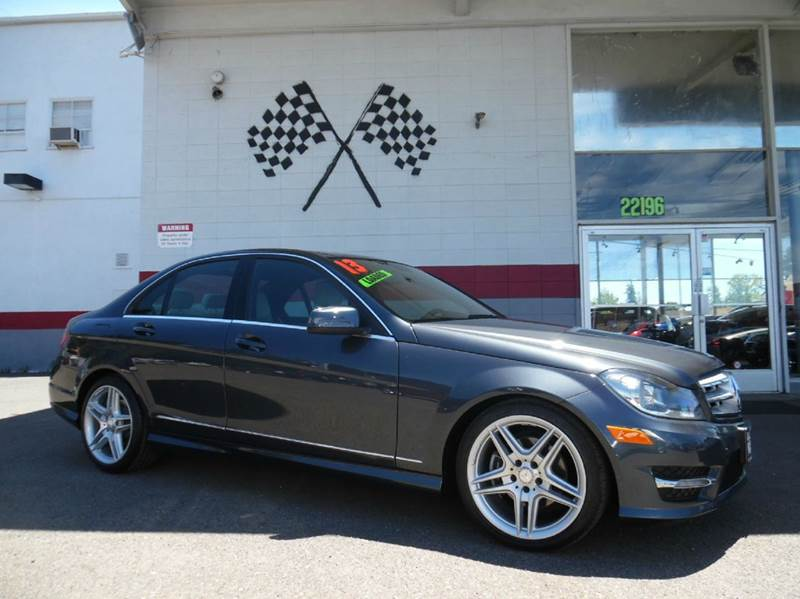 2013 MERCEDES-BENZ C-CLASS C250 LUXURY 4DR SEDAN gray this luxury mercedes-benz c250 is a great bu