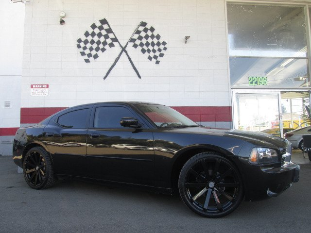 2010 DODGE CHARGER SXT 4DR SEDAN black this is a very nice dodge charger sxt runs great looks gr