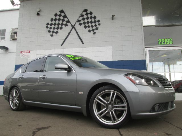2007 INFINITI M35 35 SEDAN gray abs brakesair conditioningalloy wheelsamfm radioanti-brake sy
