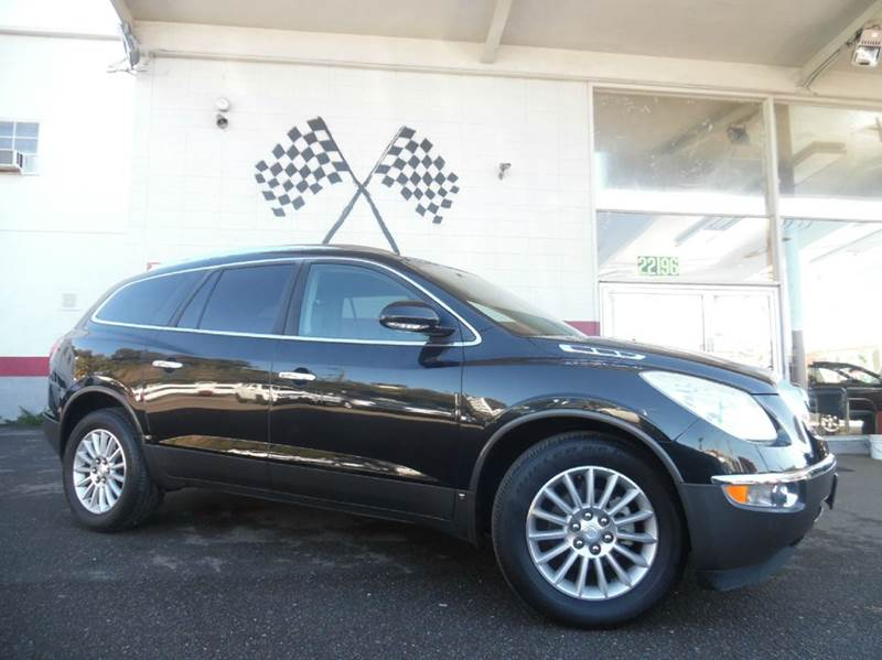 2010 BUICK ENCLAVE CXL 4DR SUV W1XL black vin 5galrbed2aj114895 great family vehicle with tons