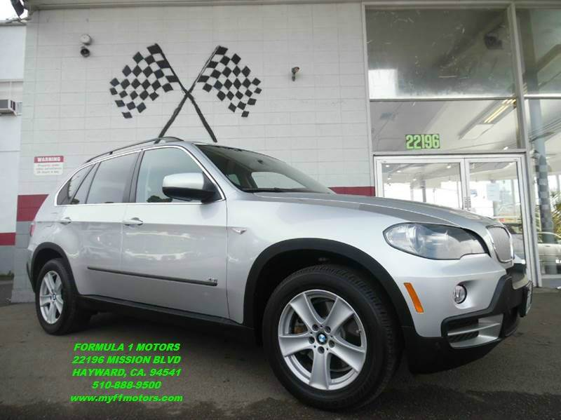 2007 BMW X5 48I AWD 4DR SUV silver this is a very nice bmw x5 super clean inside and out loade