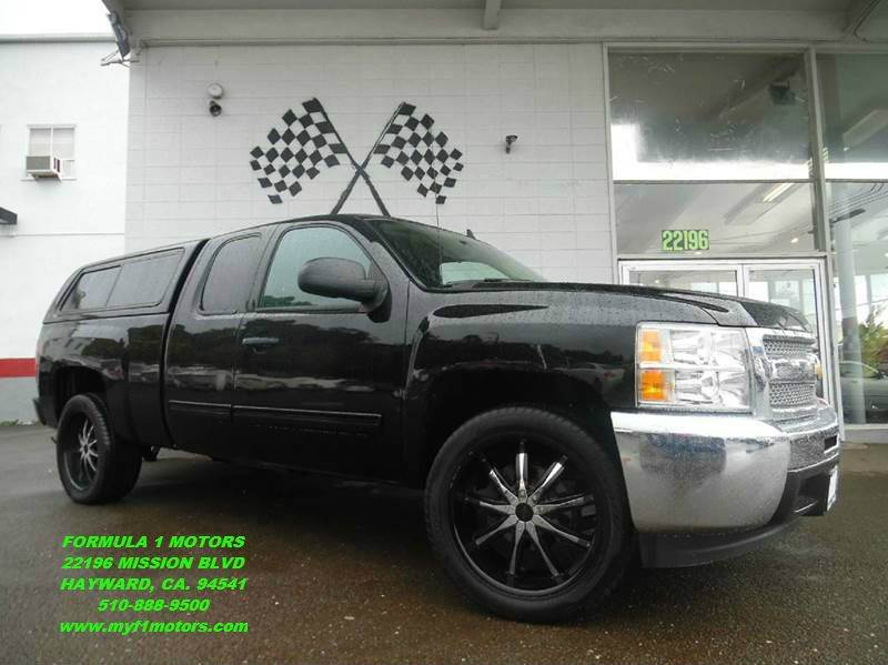 2012 CHEVROLET SILVERADO 1500 LS 4X2 4DR EXTENDED CAB 65 FT black this is a very nice chevy sil