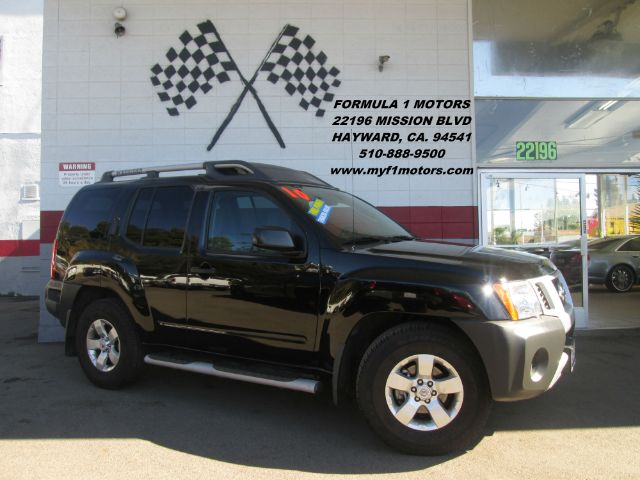 2010 NISSAN XTERRA S 4X2 4DR SUV black 2-stage unlocking - remote 2-wheel limited slip 50 state