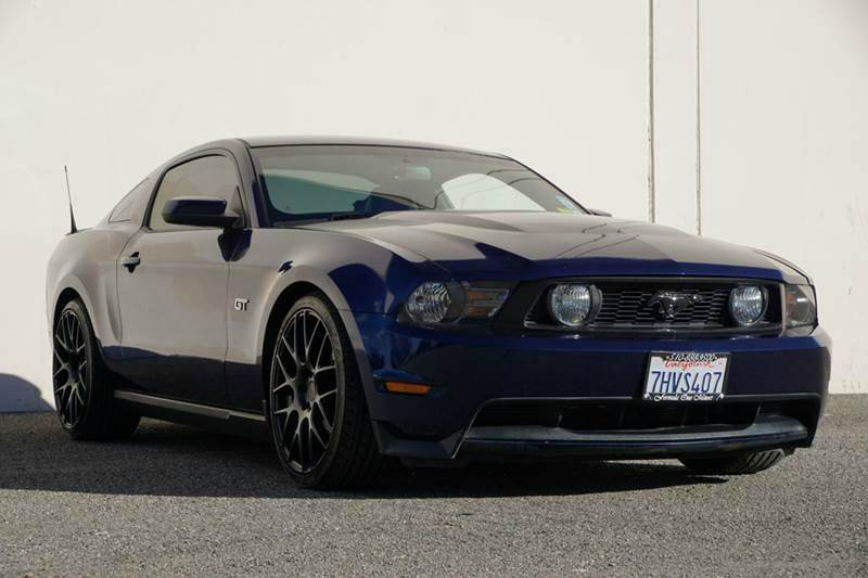 2010 FORD MUSTANG GT PREMIUM 2DR COUPE kona blue metallic abs - 4-wheel airbag deactivation - oc