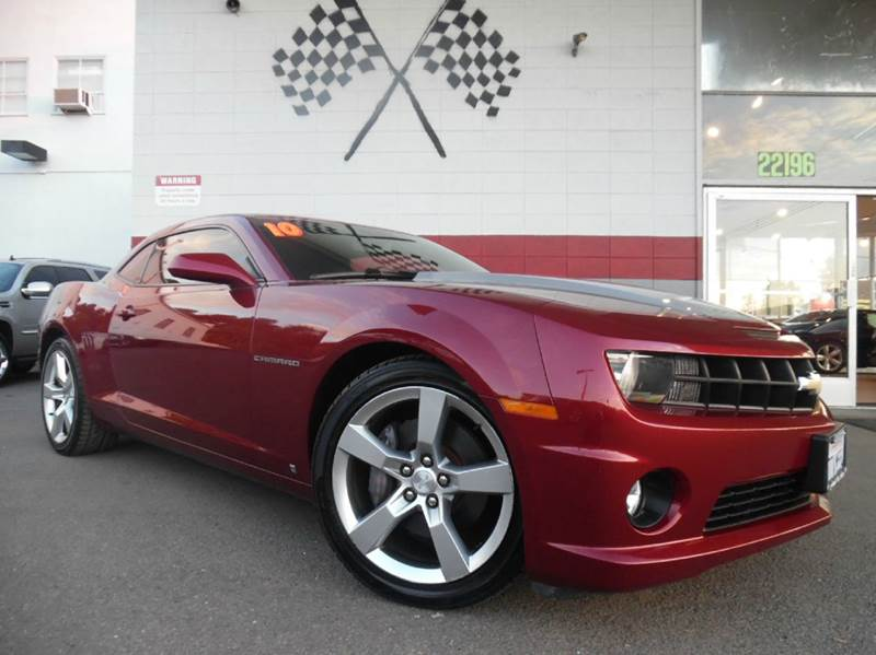 2010 CHEVROLET CAMARO SS 2DR COUPE W1SS burgundy vin 2g1fj1ejxa9144671 62l v8 with a great ext