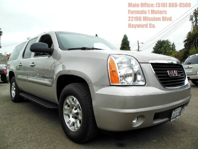 2007 GMC YUKON XL SLE-1 12 TON 2WD gray 53l v8 automatic xl 3rd row seat running board luggag