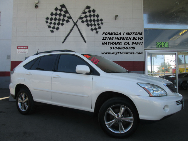2006 LEXUS RX 400H BASE AWD 4DR SUV white this is a very nice lexus rx 400h loaded with leather