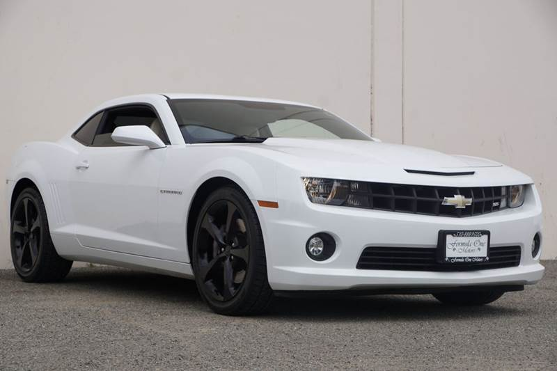 2011 CHEVROLET CAMARO SS 2DR COUPE W1SS summit white abs - 4-wheel air filtration airbag deact