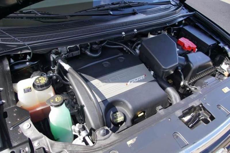 2012 FORD EDGE SPORT 4DR SUV