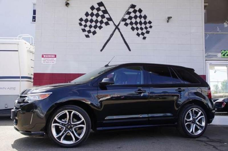 2012 FORD EDGE SPORT 4DR SUV