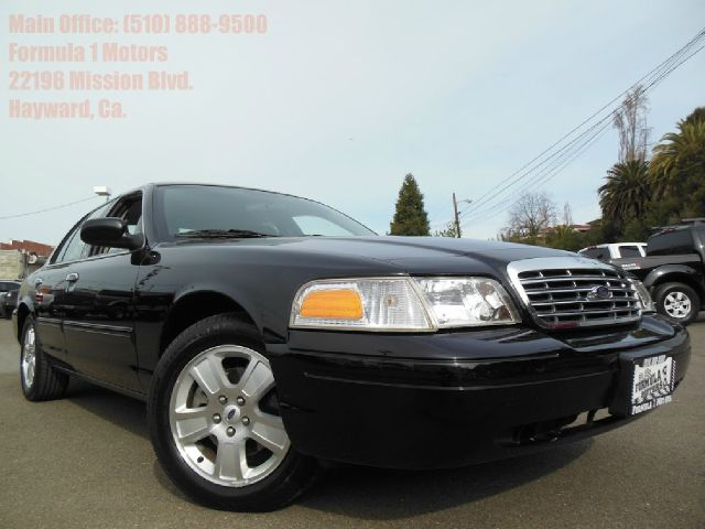 2011 FORD CROWN VICTORIA LX black 46l v8 automatic leather body style sedan 4-drengine type
